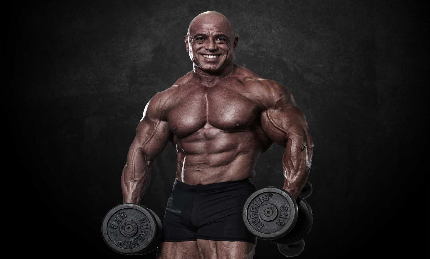 Güçlü ve Atletik Bir Vücut Yapmak 2